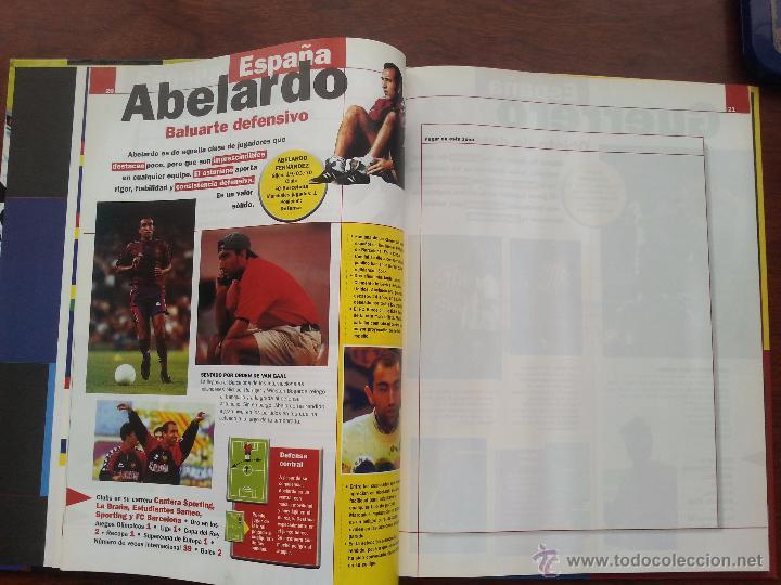 Coleccionismo deportivo: COPA DEL MUNDO DE FUTBOL ESPAÑA 1982 +LIBRO DE LAS ESTRELLAS MUNDAL DE FUTBOL 1998 - Foto 11 - 52909703