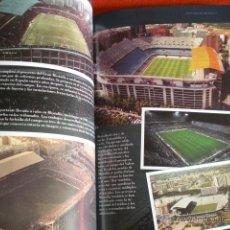 Coleccionismo deportivo: LIBRO CAMP DE MESTALLA VALENCIA CLUB DE FUTBOL 90 ANIVERSARIO ESTADIO CAMPO. Lote 95128694