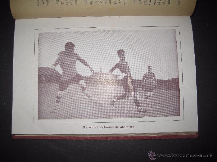 Coleccionismo deportivo: ALCANTARA Y LOS CAMPEONES DE CATALUÑA - ENCUADERNADO - VER FOTOS - MUCHAS IMAGENES - Foto 4 - 53244516