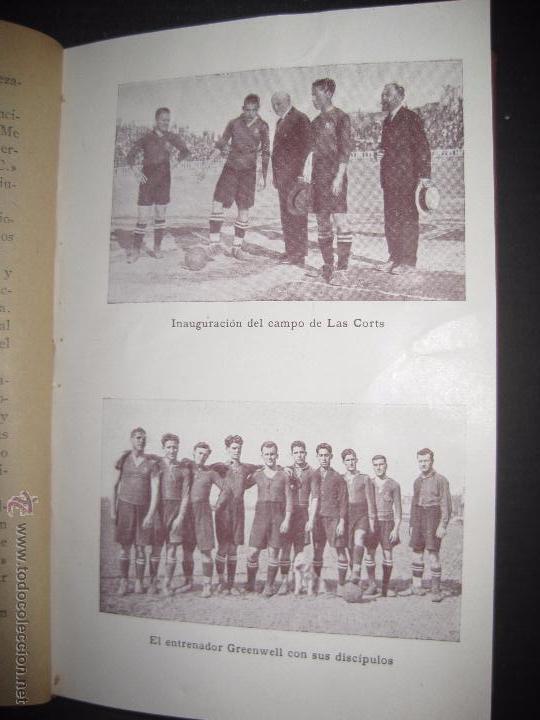 Coleccionismo deportivo: ALCANTARA Y LOS CAMPEONES DE CATALUÑA - ENCUADERNADO - VER FOTOS - MUCHAS IMAGENES - Foto 5 - 53244516