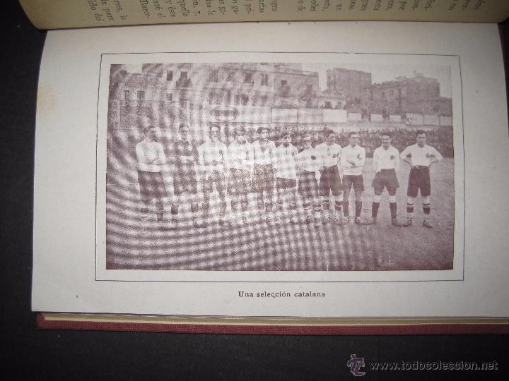 Coleccionismo deportivo: ALCANTARA Y LOS CAMPEONES DE CATALUÑA - ENCUADERNADO - VER FOTOS - MUCHAS IMAGENES - Foto 6 - 53244516