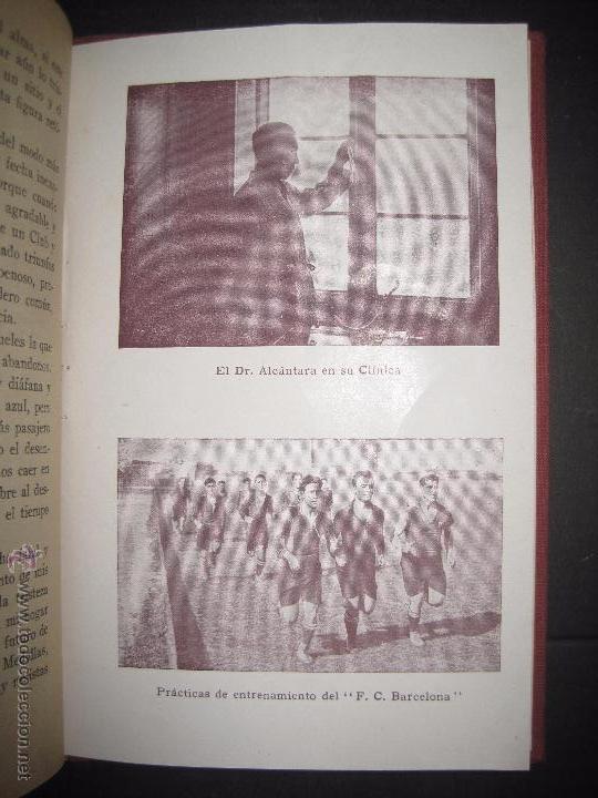 Coleccionismo deportivo: ALCANTARA Y LOS CAMPEONES DE CATALUÑA - ENCUADERNADO - VER FOTOS - MUCHAS IMAGENES - Foto 7 - 53244516
