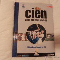 Coleccionismo deportivo: DIARIO AS. TOMO 2 COLECCIÓN CIEN AÑOS DEL REAL MADRID (2002). Lote 53319393