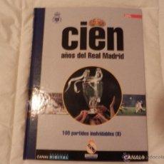 Coleccionismo deportivo: DIARIO AS TOMO 5 COLECCIÓN CIEN AÑOS DEL REAL MADRID (2002). Lote 53319486
