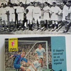 Coleccionismo deportivo: HISTORIA DEL SEVILLA C DE F - LIBRO SEVILLA FC FÚTBOL CLUB - DEPORTE FOTOS SFC - JR AGUILAR BRUGUERA. Lote 53651842
