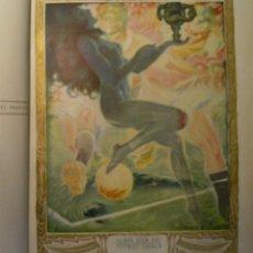 Coleccionismo deportivo: LLIBRE D'OR DEL FUTBOL CATALA. 1928. Lote 54045927