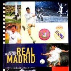 Coleccionismo deportivo: HISTORIA GRAFICA DEL REAL MADRID,AS,FALTAN FOTOS. Lote 54214525
