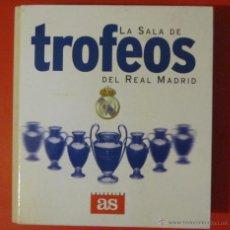Coleccionismo deportivo: REAL MADRID. LA SALA DE TROFEOS DEL REAL MADRID.COMPLETO. AS. Lote 54307438