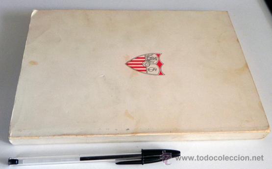 Coleccionismo deportivo: SEVILLA FC 75 AÑOS DE HISTORIA 1905 1980 LIBRO MUCHAS FOTOS DATOS FÚTBOL CLUB SEVILLISMO DEPORTE SFC - Foto 10 - 54316079