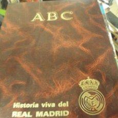 Coleccionismo deportivo: HISTORIA VIVA REAL MADRID. Lote 54424071