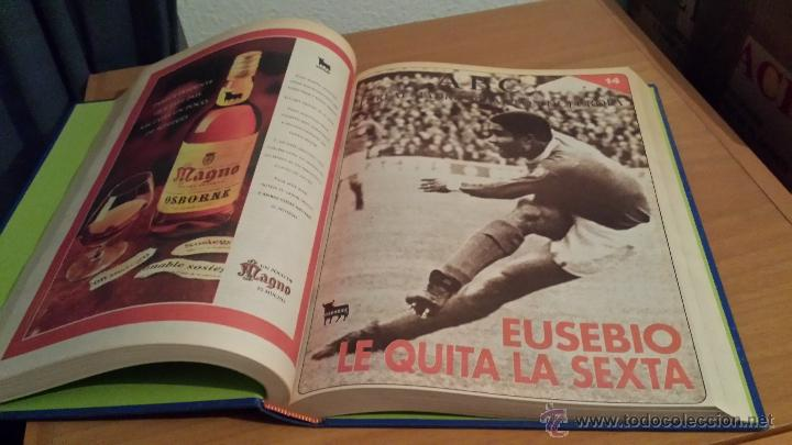 Coleccionismo deportivo: LIBRO COLECCIÓN REAL MADRID CAMPEÓN DE EUROPA PERIÓDICO ABC - Foto 16 - 54561053