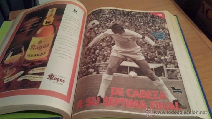 Coleccionismo deportivo: LIBRO COLECCIÓN REAL MADRID CAMPEÓN DE EUROPA PERIÓDICO ABC - Foto 18 - 54561053
