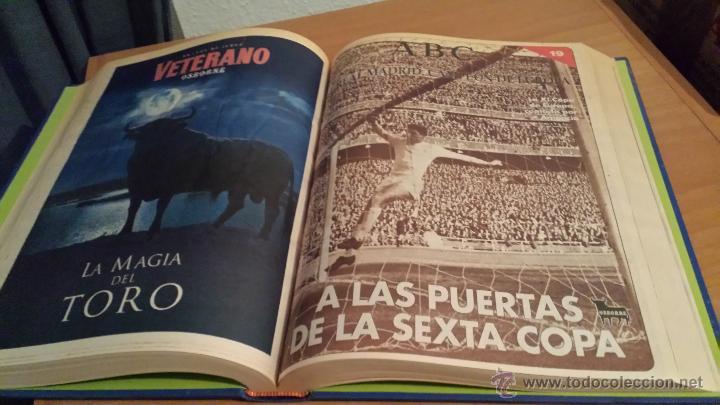 Coleccionismo deportivo: LIBRO COLECCIÓN REAL MADRID CAMPEÓN DE EUROPA PERIÓDICO ABC - Foto 21 - 54561053