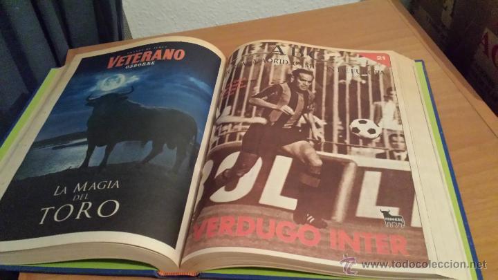 Coleccionismo deportivo: LIBRO COLECCIÓN REAL MADRID CAMPEÓN DE EUROPA PERIÓDICO ABC - Foto 23 - 54561053
