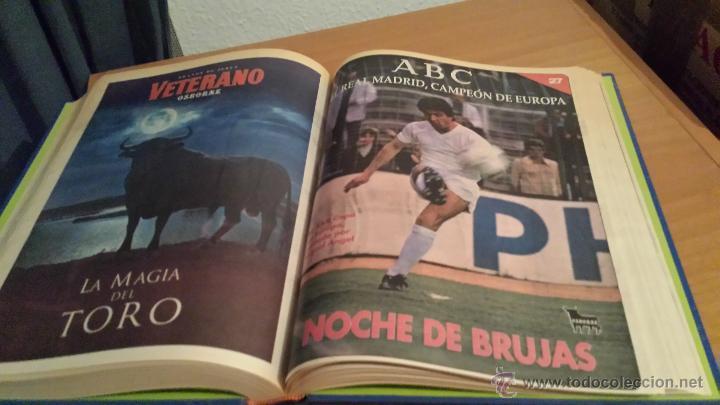 Coleccionismo deportivo: LIBRO COLECCIÓN REAL MADRID CAMPEÓN DE EUROPA PERIÓDICO ABC - Foto 29 - 54561053
