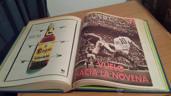 Coleccionismo deportivo: LIBRO COLECCIÓN REAL MADRID CAMPEÓN DE EUROPA PERIÓDICO ABC - Foto 32 - 54561053