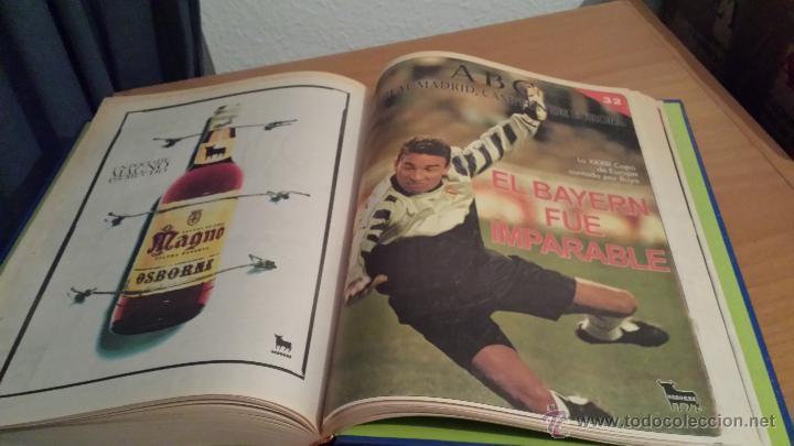 Coleccionismo deportivo: LIBRO COLECCIÓN REAL MADRID CAMPEÓN DE EUROPA PERIÓDICO ABC - Foto 34 - 54561053