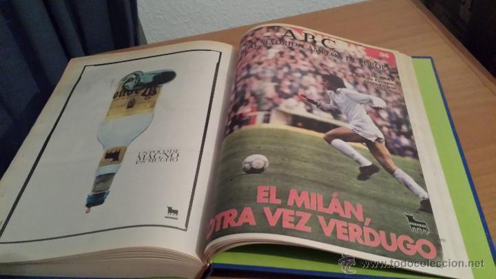 Coleccionismo deportivo: LIBRO COLECCIÓN REAL MADRID CAMPEÓN DE EUROPA PERIÓDICO ABC - Foto 37 - 54561053