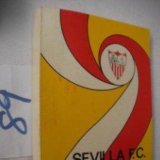 Coleccionismo deportivo: ANTIGUO LIBRO - SEVILLA F.C. - 75 AÑOS DE HISTORIA (1905-1980). Lote 54565767