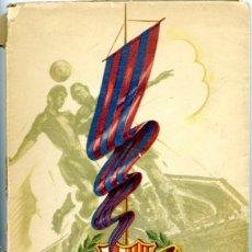 Coleccionismo deportivo: LIBRO CONMEMORATIVO DEL 50 ANIVERSARIO DEL CLUB DE FÚTBOL BARCELONA, 1949. Lote 55717964