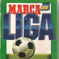 Coleccionismo deportivo: MARCA. GUIA LIGA 95 - 96. ANUARIO. LIGA NACIONAL FUTBOL PROFESIONAL. (P/B50). Lote 56036163