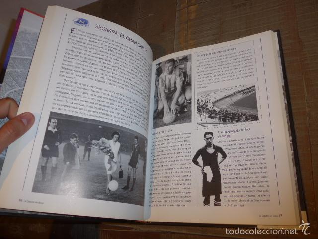 Coleccionismo deportivo: Libro la catedral del barça, futbol club barcelona - Foto 3 - 56526459