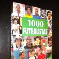 Coleccionismo deportivo: 1000 FUTBOLISTAS / NGV. Lote 56605325