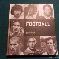 Coleccionismo deportivo: PORTRAITS MYTHIQUES DU FOOTBALL (FÚTBOL-MESSI-PELÉ-CRUYFF-DI STEFANO-BEST-MARADONA-C. RONALDO...). Lote 56938674