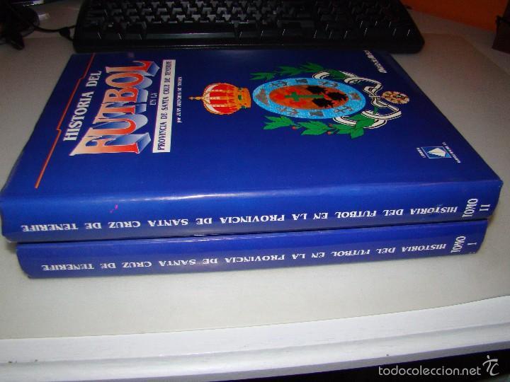 Coleccionismo deportivo: HISTORIA DEL FÚTBOL EN LA PROVINCIA DE SANTA CRUZ DE TENERIFE - Foto 2 - 57398999