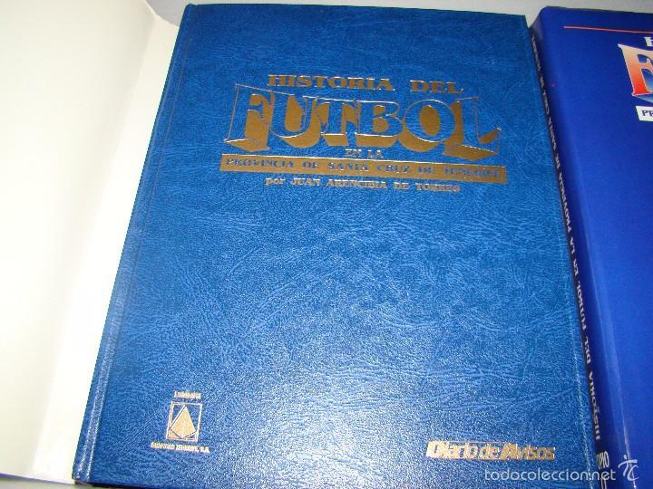 Coleccionismo deportivo: HISTORIA DEL FÚTBOL EN LA PROVINCIA DE SANTA CRUZ DE TENERIFE - Foto 3 - 57398999