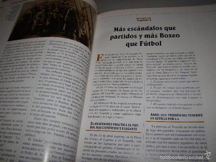 Coleccionismo deportivo: HISTORIA DEL FÚTBOL EN LA PROVINCIA DE SANTA CRUZ DE TENERIFE - Foto 6 - 57398999