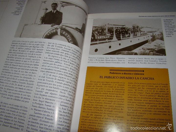 Coleccionismo deportivo: HISTORIA DEL FÚTBOL EN LA PROVINCIA DE SANTA CRUZ DE TENERIFE - Foto 7 - 57398999