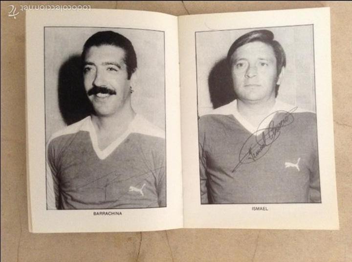 Coleccionismo deportivo: Libro futbolistas veteranos del Valencia, C.F., con fotografías y firmas de los jugadores. - Foto 7 - 113192684