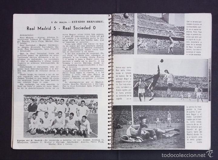 Coleccionismo deportivo: DINÁMICO 1956 - LA LUCHA POR LA COPA - - Foto 3 - 57935976