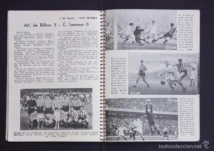 Coleccionismo deportivo: DINÁMICO 1956 - LA LUCHA POR LA COPA - - Foto 4 - 57935976