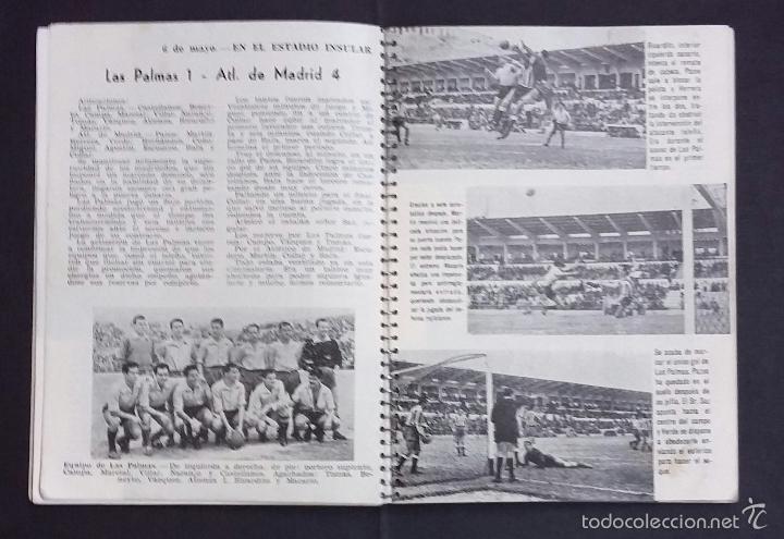 Coleccionismo deportivo: DINÁMICO 1956 - LA LUCHA POR LA COPA - - Foto 5 - 57935976