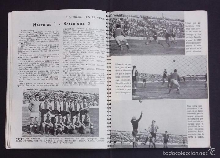 Coleccionismo deportivo: DINÁMICO 1956 - LA LUCHA POR LA COPA - - Foto 6 - 57935976