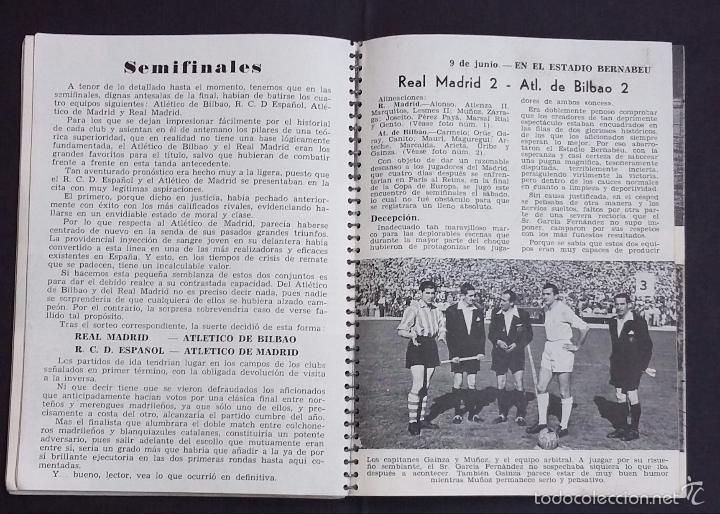 Coleccionismo deportivo: DINÁMICO 1956 - LA LUCHA POR LA COPA - - Foto 7 - 57935976