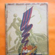 Coleccionismo deportivo: LIBRO CINCUENTA AÑOS DE C. F. BARCELONA 1899 - 1949. Lote 58066825