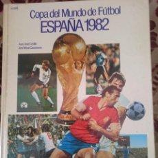 Coleccionismo deportivo: COPA DEL MUNDO DE FUTBOL ESPAÑA 1982 -REFSAMUMEESES5. Lote 58218987