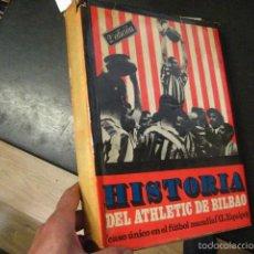 historia del athletic de bilbao,1969,la gran enciclopedia vasca ed,ref gf A3