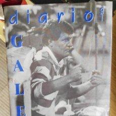 Coleccionismo deportivo: LIBRO. DIARIO GALES. REAL SOCIEDAD. Lote 59683363