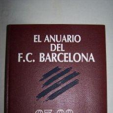 Coleccionismo deportivo: EL ANUARIO DEL F.C. BARCELONA 97-98.. Lote 61207919