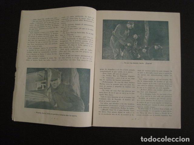 Coleccionismo deportivo: KUBALA - LOS ASES BUSCAN LA PAZ - VER FOTOS ADICIONALES - (V-6554) - Foto 6 - 61770592