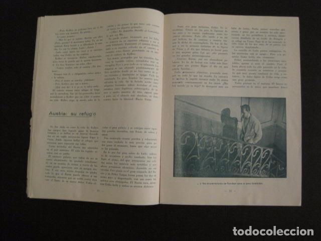 Coleccionismo deportivo: KUBALA - LOS ASES BUSCAN LA PAZ - VER FOTOS ADICIONALES - (V-6554) - Foto 8 - 61770592