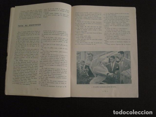 Coleccionismo deportivo: KUBALA - LOS ASES BUSCAN LA PAZ - VER FOTOS ADICIONALES - (V-6554) - Foto 10 - 61770592