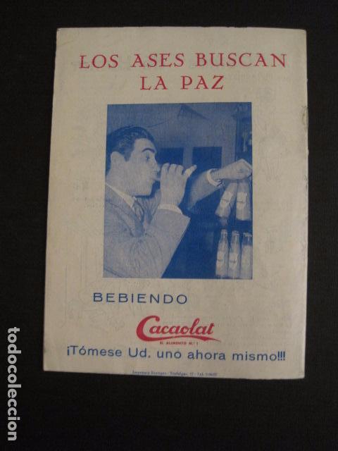Coleccionismo deportivo: KUBALA - LOS ASES BUSCAN LA PAZ - VER FOTOS ADICIONALES - (V-6554) - Foto 16 - 61770592