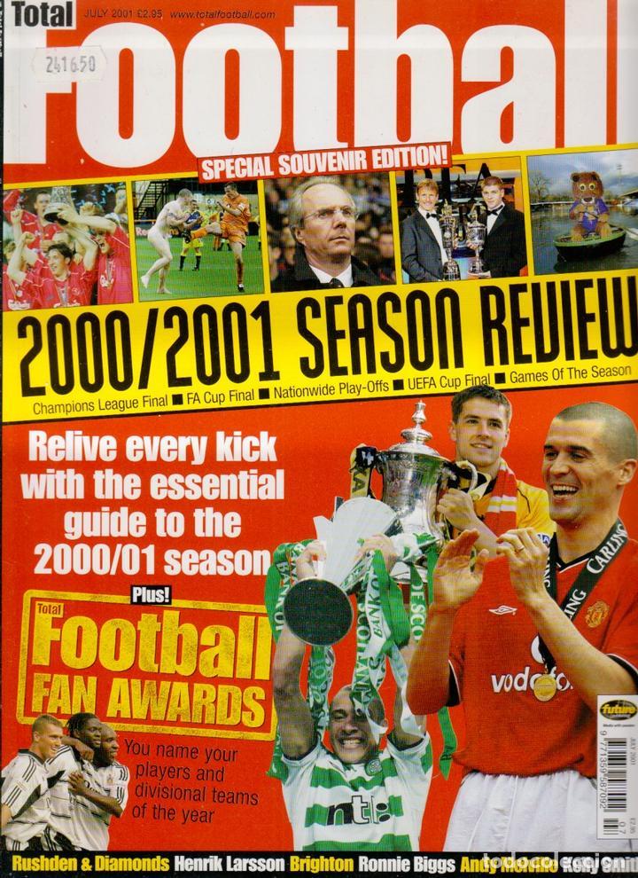 1116bef7c31 fútbol. football 2000 01 season review - Comprar Libros antiguos de ...