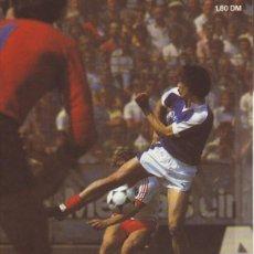 Coleccionismo deportivo: FÚTBOL. BP BUNDESLIGA SERVICE 84/85 . Lote 40337144