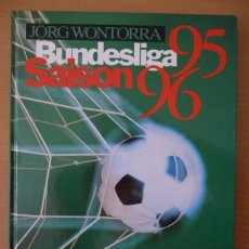 Coleccionismo deportivo: FÚTBOL. BUNDESLIGA SAISON 95-96 (WONTORRA) . Lote 40341473